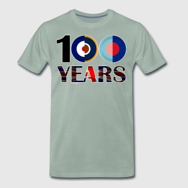 100YEARS RAF_1803_MPLB - Men's Premium T-Shirt