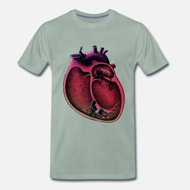 new product 3075d b9e26 alice-in-my-heart-t-shirt-premium-homme.jpg