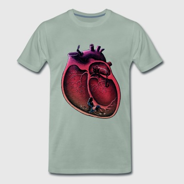 Alice in my heart - T-shirt Premium Homme