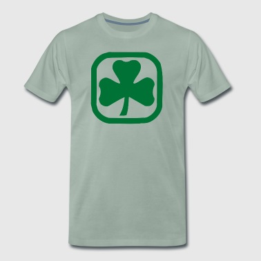 Shamrock Irish - T-shirt Premium Homme
