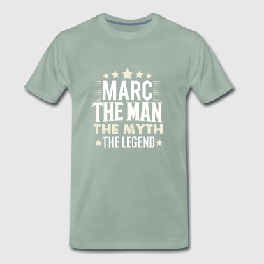 Marc - Premium T-skjorte for menn