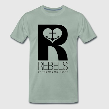 Rebels of the sacred heart - Men's Premium T-Shirt