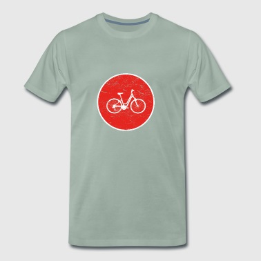 Gift women cycling cycling - Men's Premium T-Shirt