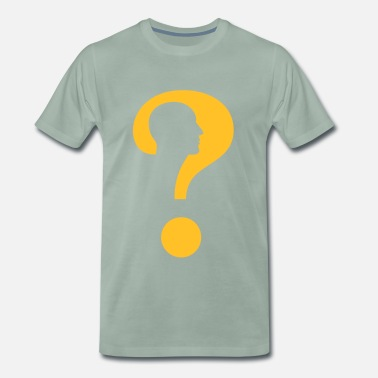 Question question - T-shirt Premium Homme