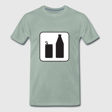 drinker - Men's Premium T-Shirt