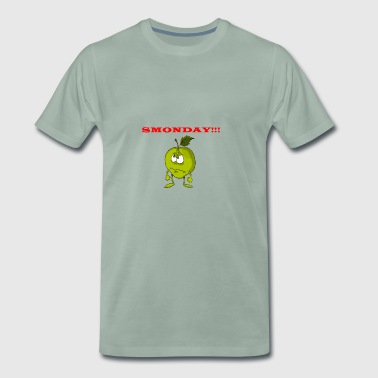 Grumpy mood - Men's Premium T-Shirt
