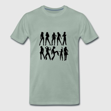 Models - Men's Premium T-Shirt