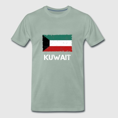 Kuwait - Men's Premium T-Shirt