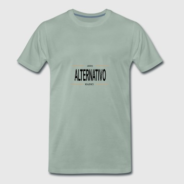 Radio Alternativo - Männer Premium T-Shirt