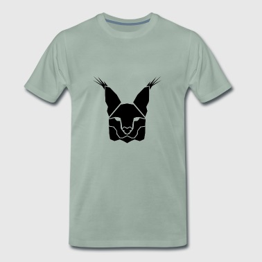 Lynx icon gift gift idea - Men's Premium T-Shirt