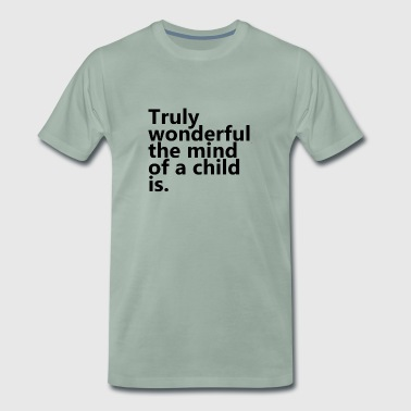 Good to be a child - Men's Premium T-Shirt