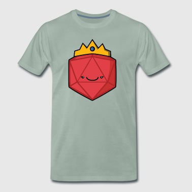 Dice Queen - Männer Premium T-Shirt