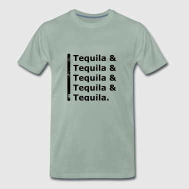 Tequila & Tequila - T-shirt Premium Homme
