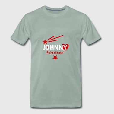 Johnny for evigt - Herre premium T-shirt
