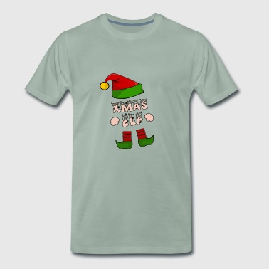 Xmas Elf - Christmas Elf - Gift - Men's Premium T-Shirt