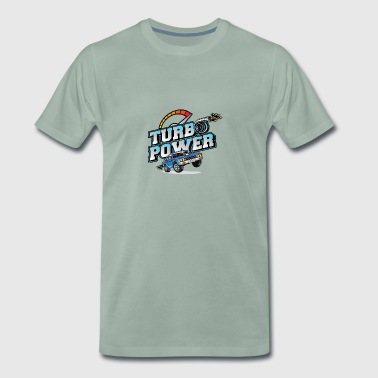 Turbo Power Tuning chemise - T-shirt Premium Homme