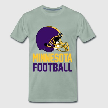 Helmet Minnesota - Men's Premium T-Shirt