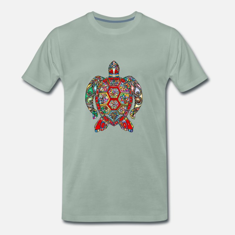 Sea Turtle hindi od Masto Design | Spreadshirt