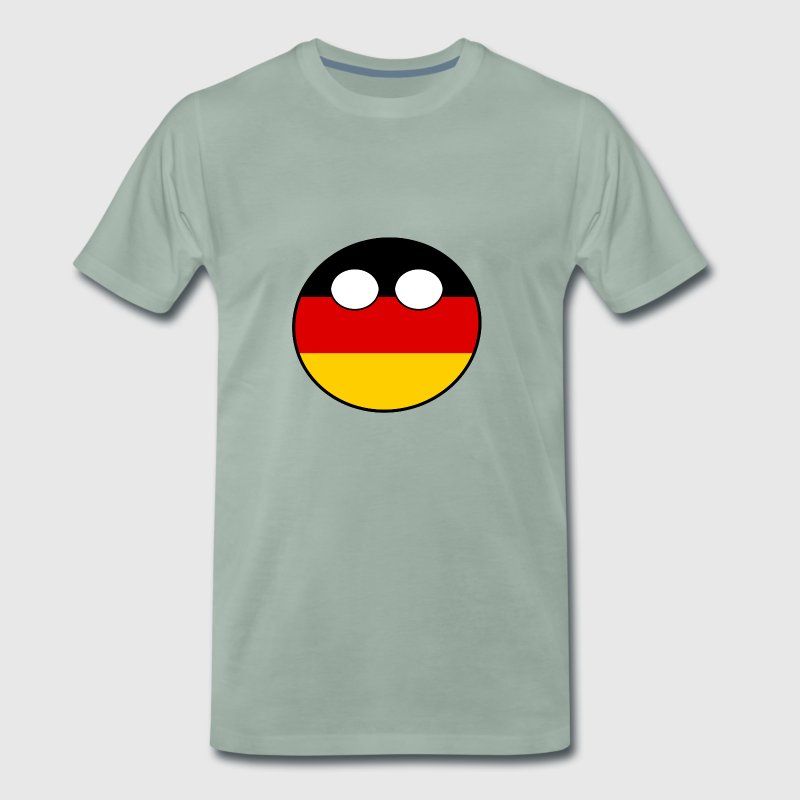 Countryball Country Homeland Germany - Men's Premium T-Shirt