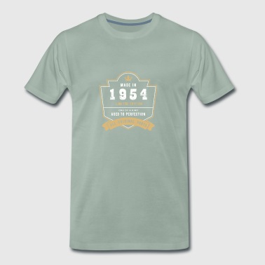 Made In 1954 Limited Edition All Original Parts - Men's Premium T-Shirt