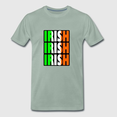 irish irish - Men's Premium T-Shirt
