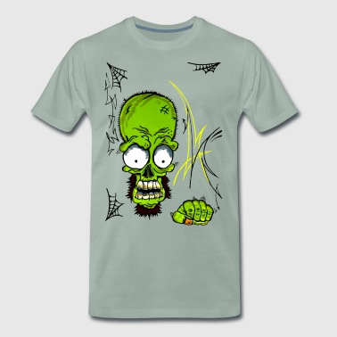 Ghettofaust Monster - Männer Premium T-Shirt