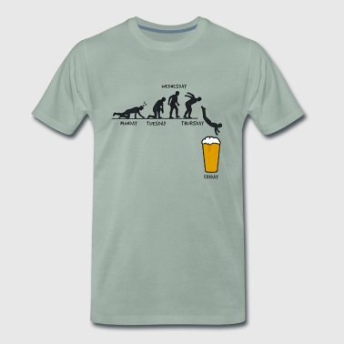 Beer week - Men's Premium T-Shirt