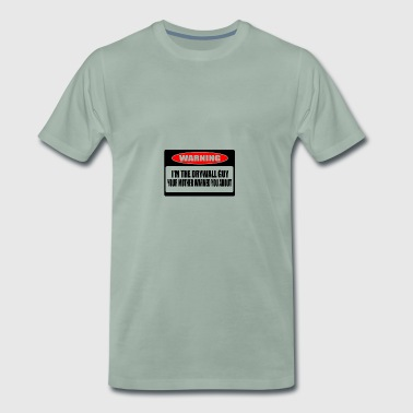 drywall - Men's Premium T-Shirt