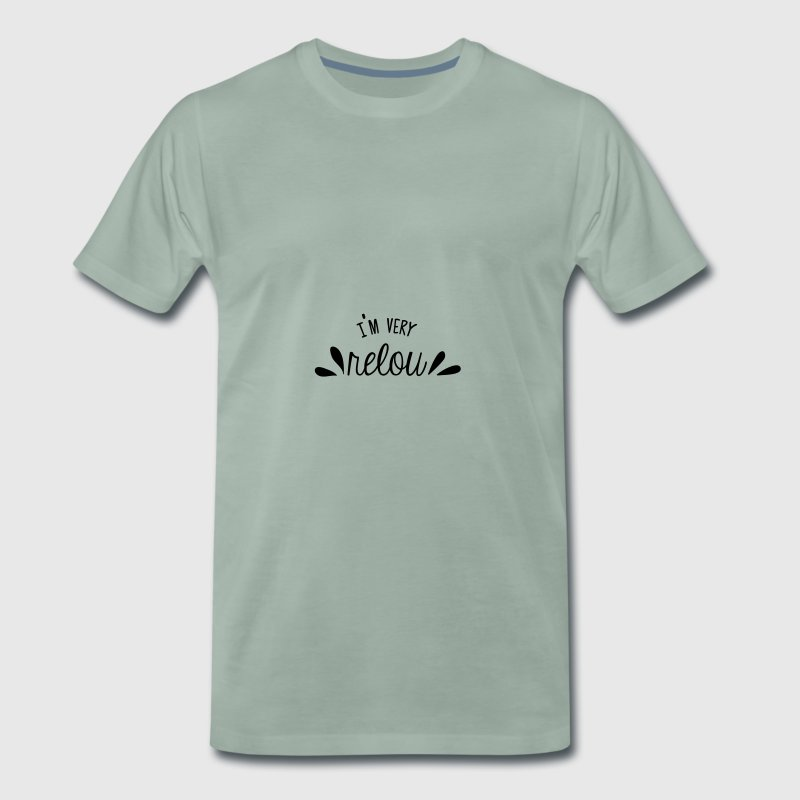 I'm very relou - T-shirt Premium Homme