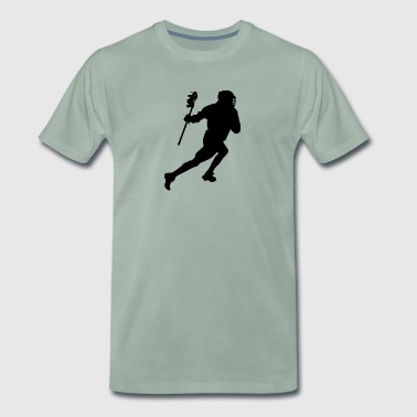 lacrosse - Men's Premium T-Shirt