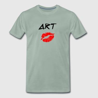 T Shirts Lèvres Art à Commander En Ligne Spreadshirt