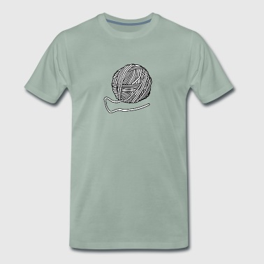 Wool - Men's Premium T-Shirt