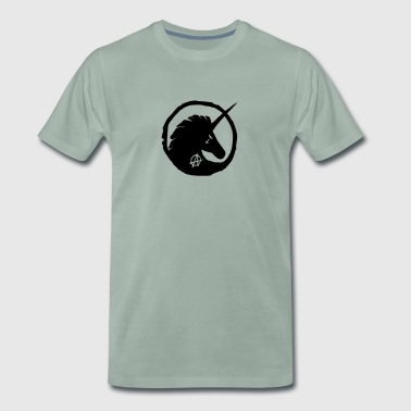 Anarchhorn. - Men's Premium T-Shirt