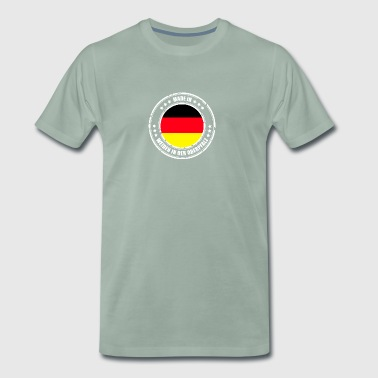 WEIDE IN THE UPPER - Men's Premium T-Shirt