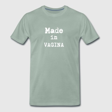 Made in ... - T-shirt Premium Homme