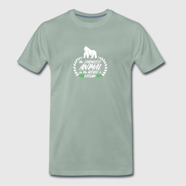 Vegan Power! - Men's Premium T-Shirt