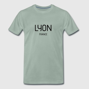 Lyon - Men's Premium T-Shirt