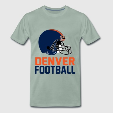 Helmet Denver - Men's Premium T-Shirt