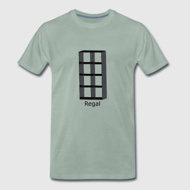 Regal - Männer Premium T-Shirt