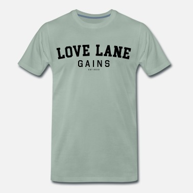 Merseyside Cross Fit Liverpool Love Lane - Men's Premium T-Shirt