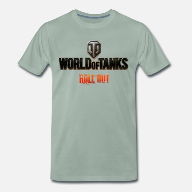 Officialbrands World of Tanks Men Longsleeve - Premium koszulka męska