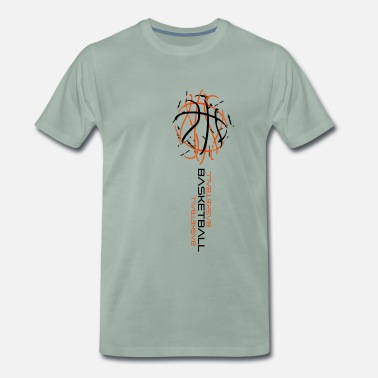 basketballteam - Men's Premium T-Shirt