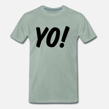 Ultimate YO - Premium T-skjorte for menn