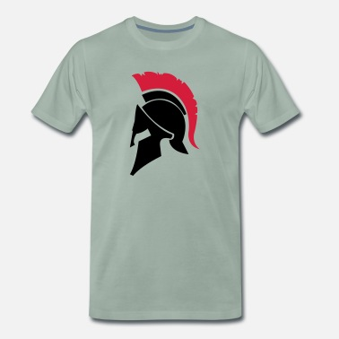 Roman spartaner_002 - Men's Premium T-Shirt