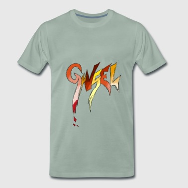 Scary Horror Contest - Mannen Premium T-shirt
