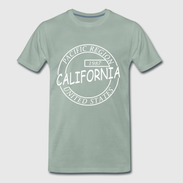 Californie - T-shirt Premium Homme