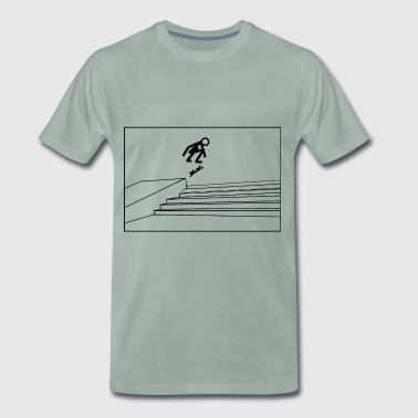 Kickflip - Men's Premium T-Shirt