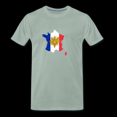 France France Coupe du Monde de Football - T-shirt Premium Homme