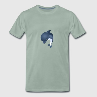 Dolphin Dolphin - T-shirt Premium Homme