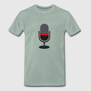 podcast - Herre premium T-shirt